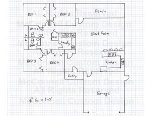 New Home Sketch Example